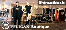 PELICAN Boutique Shinsaibashi